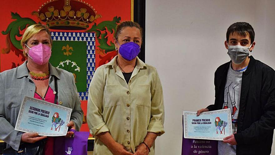 Siero entregó los premios del concurso de TikTok sobre igualdad