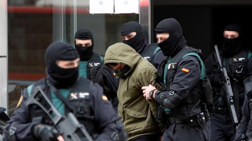 """El confinamiento por el coronavirus, un """"caladero"""" para el terrorismo yihadista"""