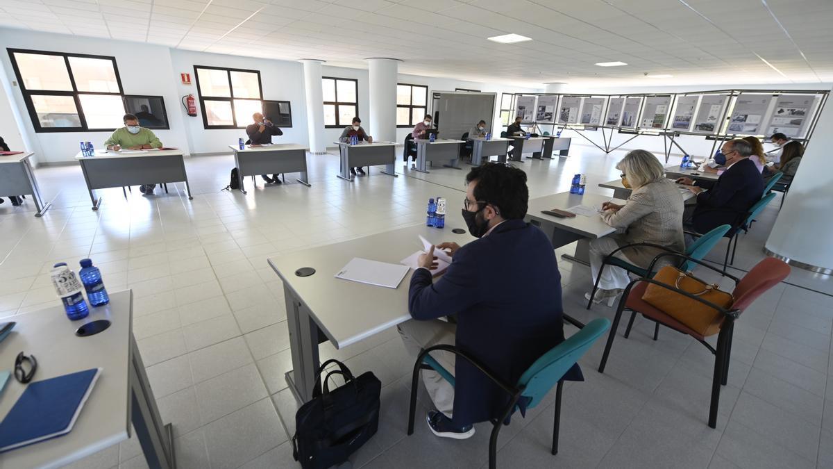 Negociación del convenio colectivo del sector cerámico.