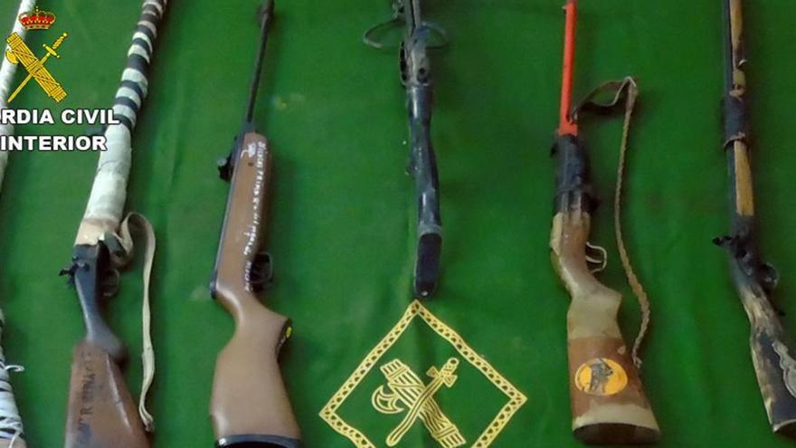 """Solo en el 0,5% de los delitos se usan armas de fuego, la mayoría """"tuneadas"""""""
