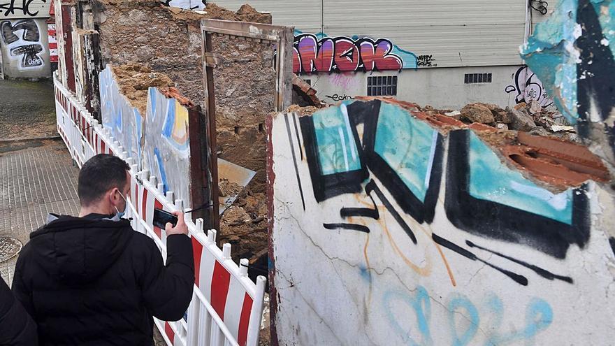 """Seoane reduce a """"politiqueo"""" el expediente de Patrimonio por el derribo de casa Carnicero"""
