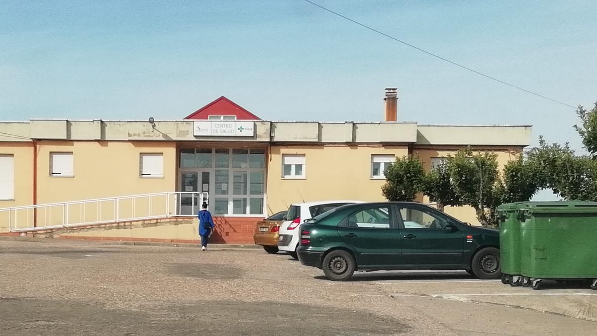 Centro de Salud de Aliste