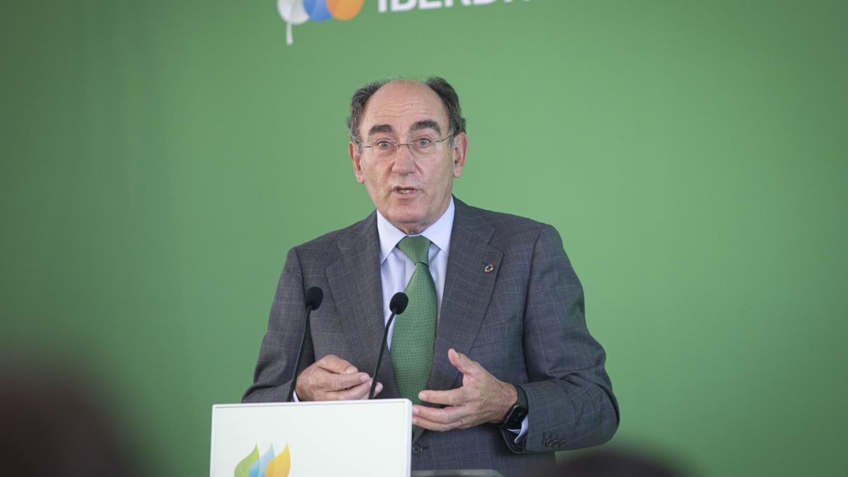 Economía.- (AMP. 2) Iberdrola salva el Covid-19 con unas ganancias récord de 3.610,7 millones en 2020
