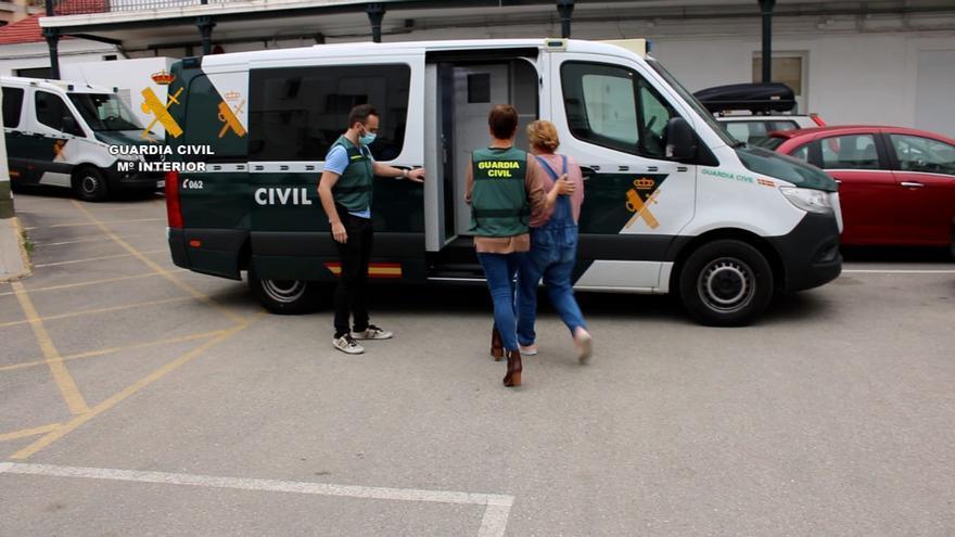 Cuatro detenidos en Alicante por trata de seres humanos y explotación sexual