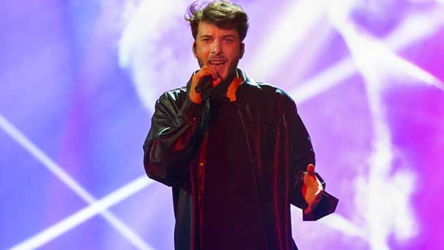'Voy a quedarme', el tema de Blas Cantó para Eurovisión