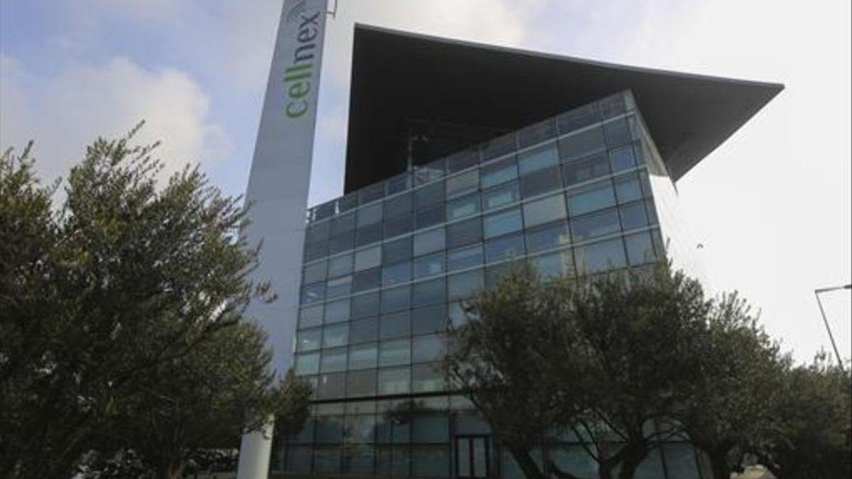 Los ingresos de Cellnex crecen un 55% hasta los 1.608 millones de euros