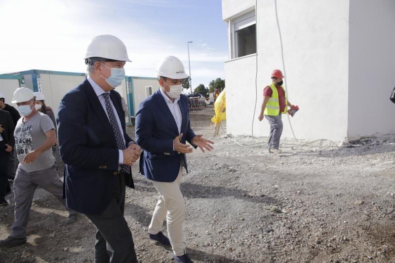 Las 44 viviendas de El Tablero estarán finalizadas en junio del próximo año