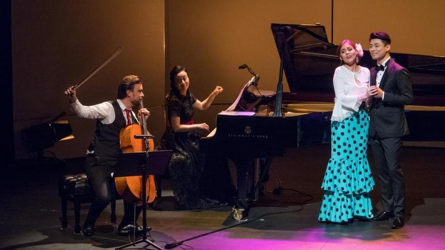 Musiker aus Hong Kong zu Gast auf Mallorca