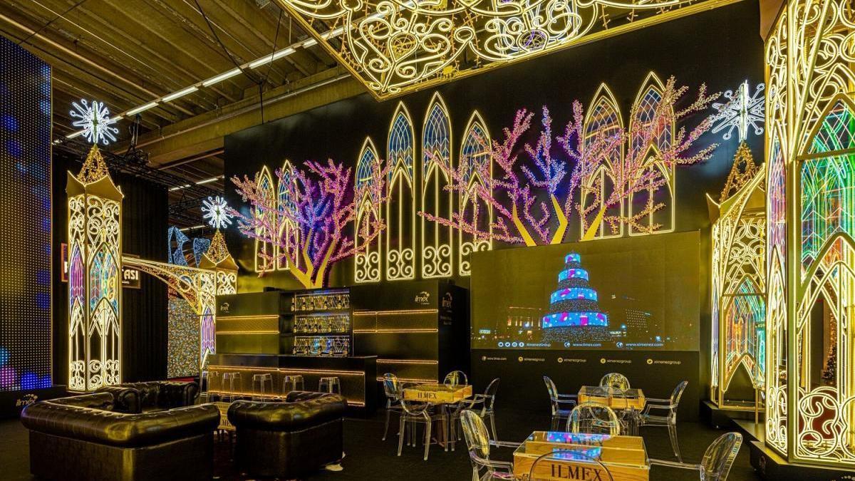 Ximenez Group, única empresa española de iluminación en la mayor feria internacional del sector de la Navidad