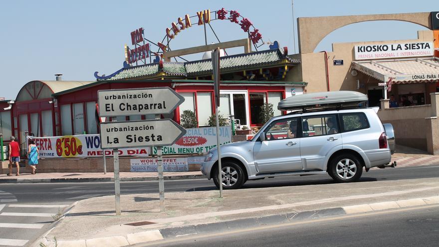 Fallece un hombre de 72 años atropellado en la urbanización El Chaparral de Torrevieja
