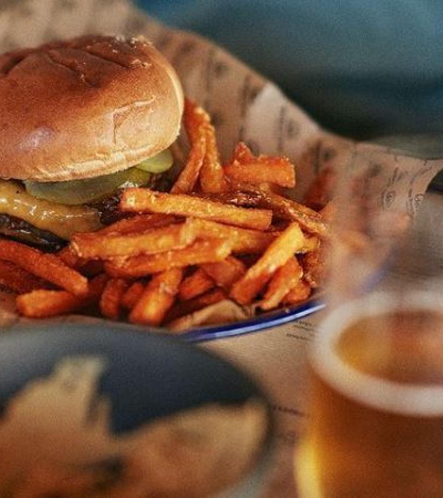 Una hamburguesa valenciana, la segunda mejor de España