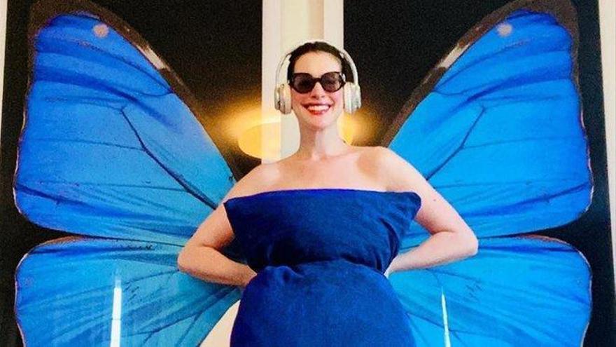 Coronavirus: Anne Hathaway, Halle Berry y Dulceida se suman al 'Pillow challenge'