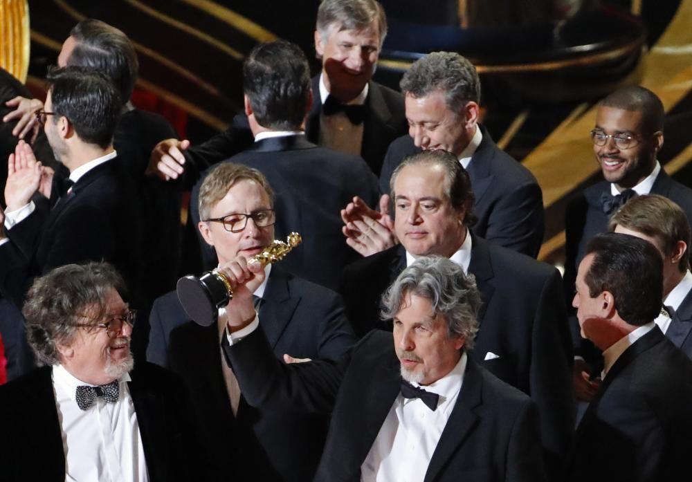 Las imágenes de la gala de los Oscars 2019.