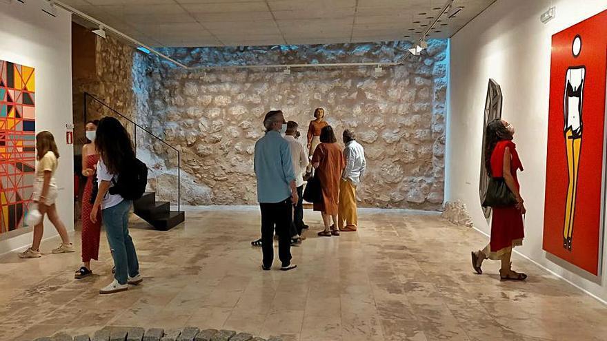 El arte y la danza inundan Alaró