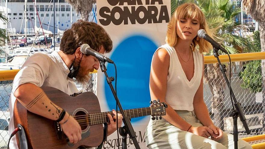 Fresquito & Mango apadrinan el nacimiento del circuito de conciertos 'Carta Sonora'