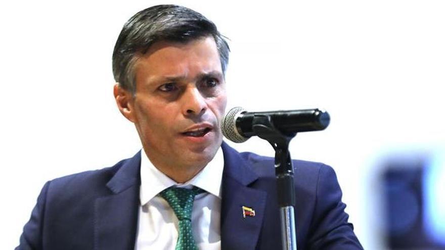 Leopoldo López pide no perder la esperanza y convoca protestas