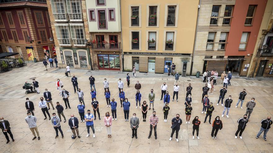 Oviedo, mucho que celebrar