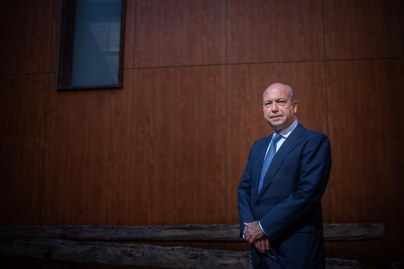 Isaac Querub, presidente de las Comunidades Judías de España