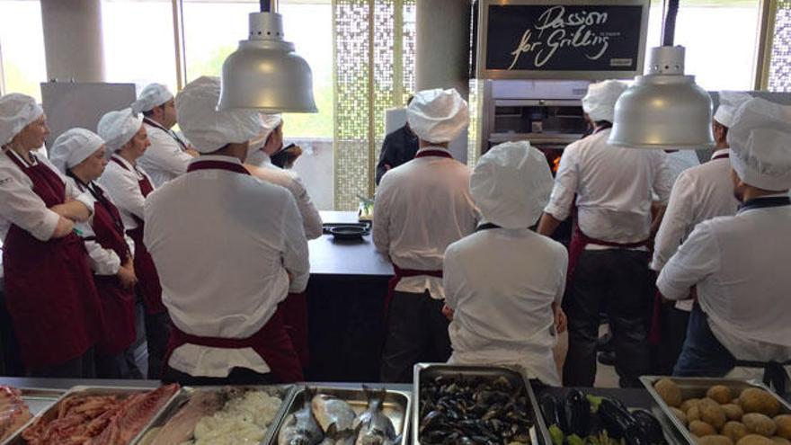 Gran Canaria se fija en el País Vasco para reforzar la gastronomía de lujo
