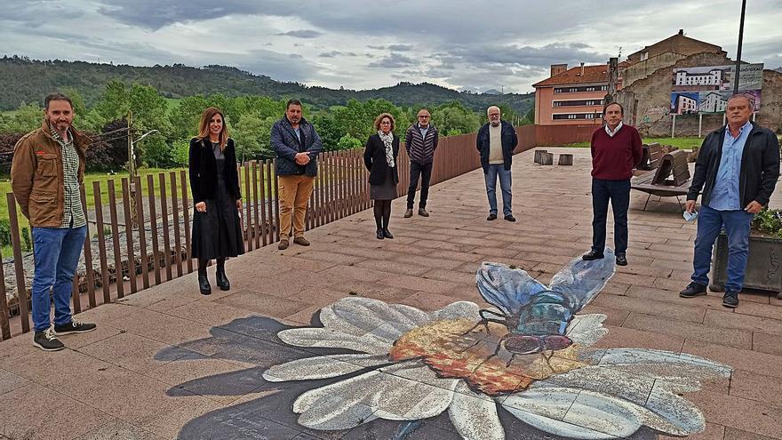 """La familia González Miranda, premiada con el """"Moscón de Oro"""" por su """"generosidad"""""""