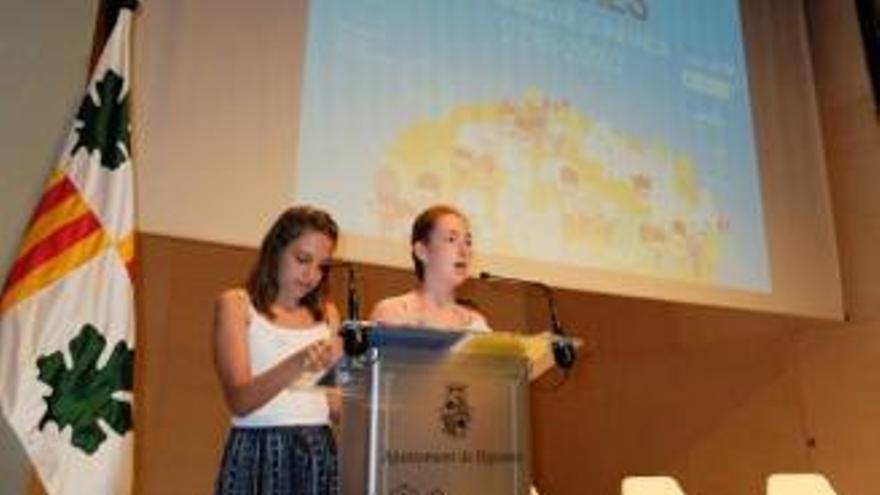 Figueres es presenta oficialment com a Ciutat Amiga de la Infància
