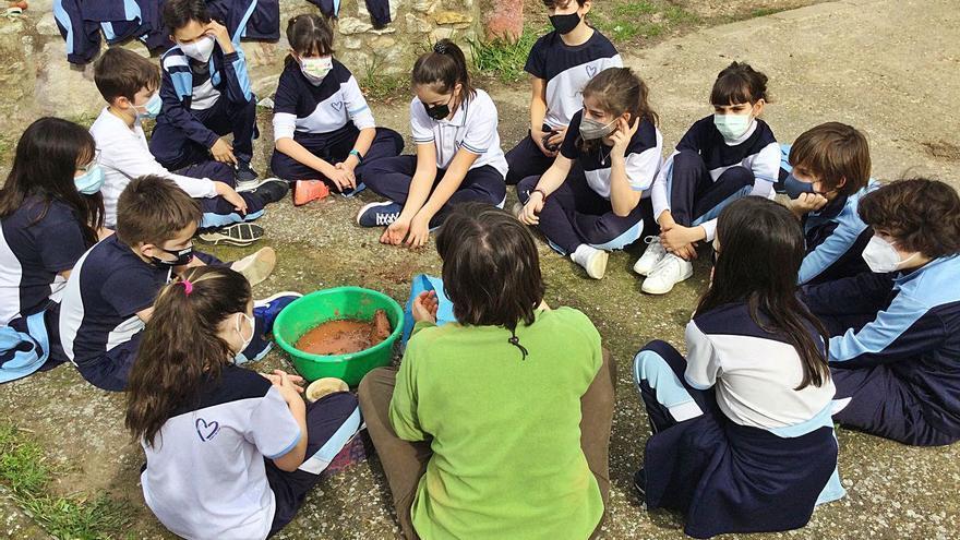 Educación en Zamora: La naturaleza como aula