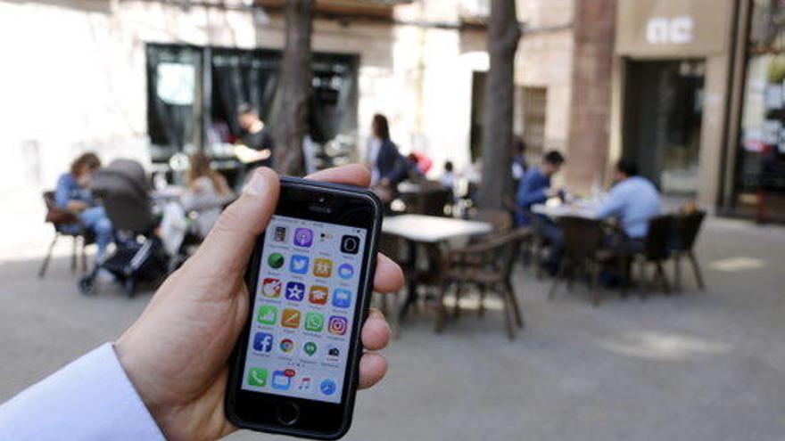 Moltes denúncies per robatoris de mòbils rebudes pels Mossos són falses
