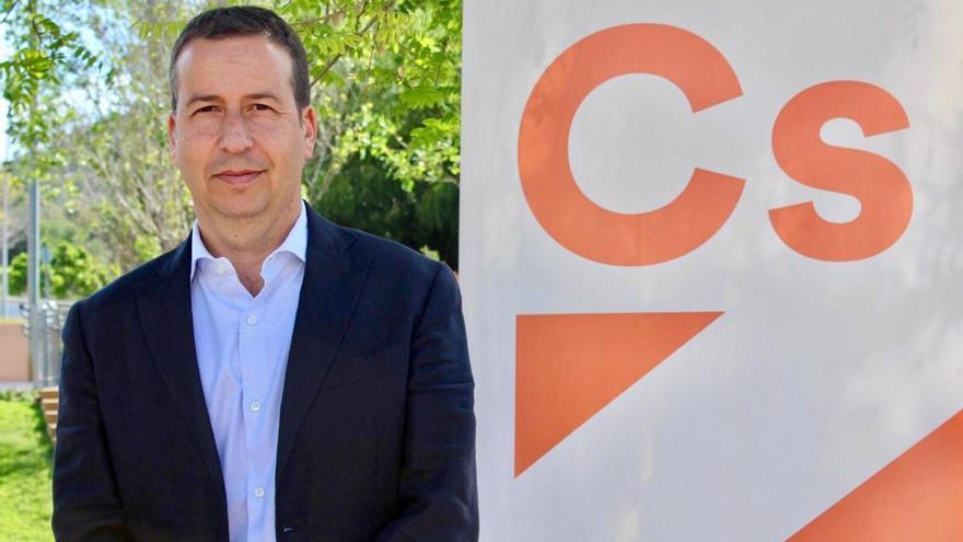 José Luis Muñoz Lagares, nuevo senador andaluz por designación autonómica de Ciudadanos