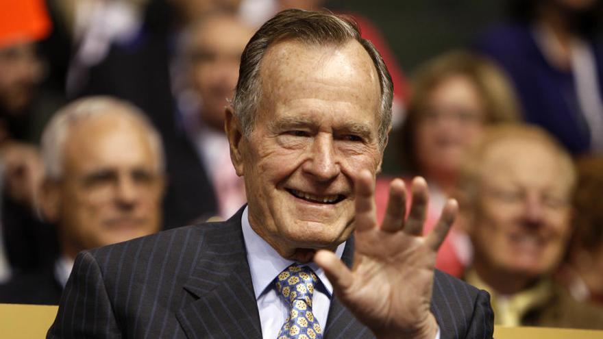 Mor als 94 anys l'expresident dels EUA George H. W. Bush