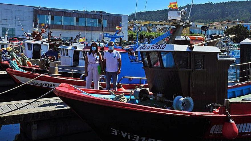 El GALP organiza tres jornadas sobre turismo marinero, una de ellas en el puerto de Bueu