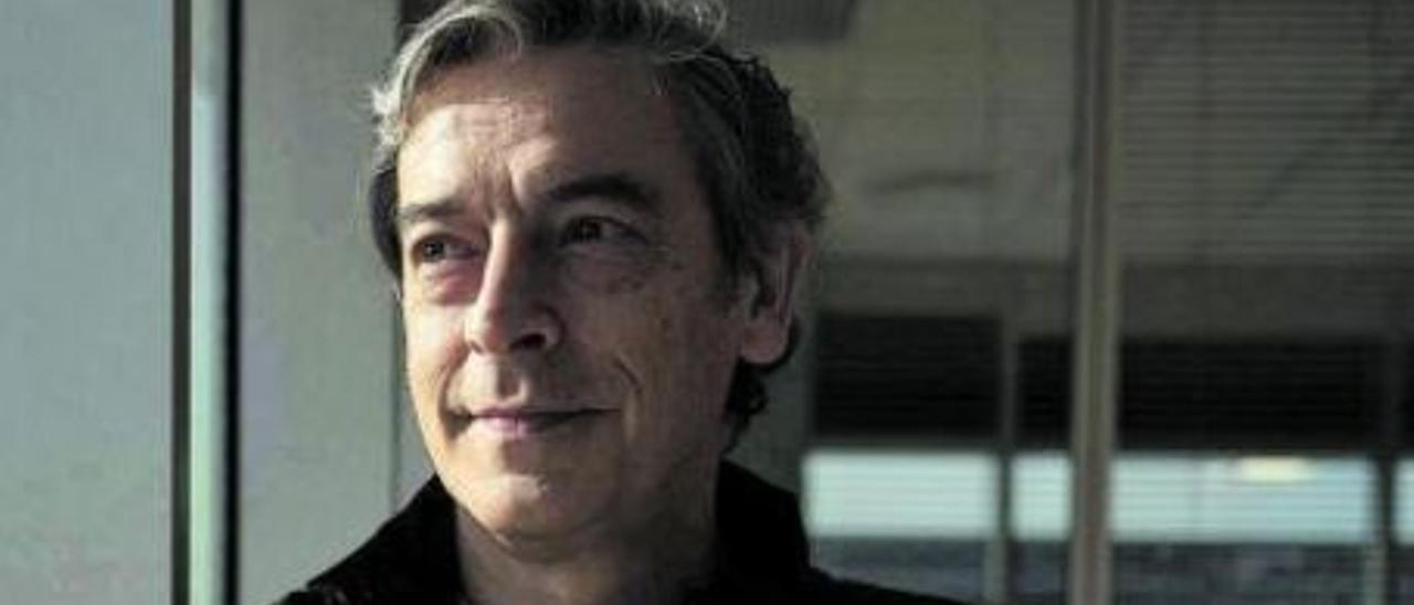 Carlos Buesa en las instalaciones de la firma en Cornellà de Llobregat