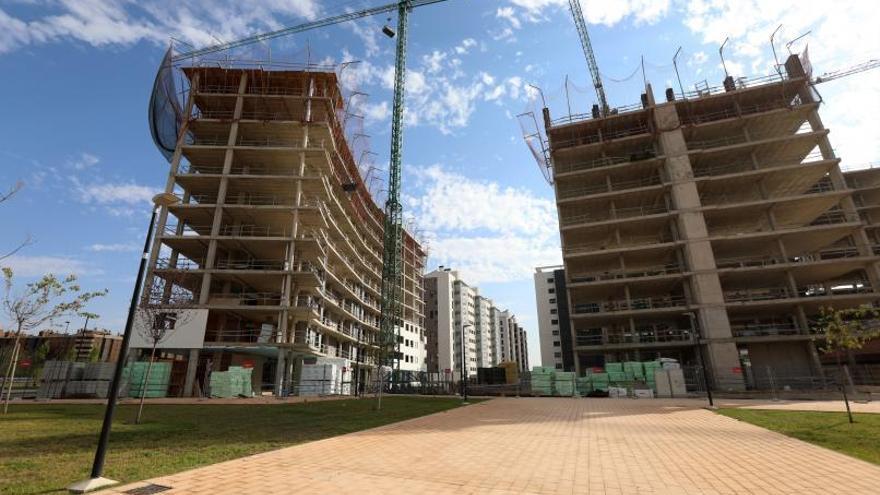 Aragón lidera el crecimiento de la venta de vivienda y la subida de precios