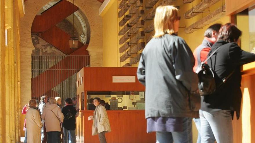Urbanismo concede licencia a la obra del  Episcopal pero avisa de que no permite el traslado de taquillas de la Mezquita