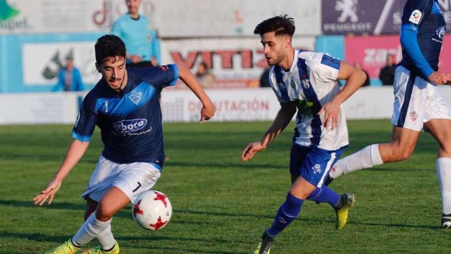 El Silva se impone al Cultural Areas con un gol de Diego (0-1)