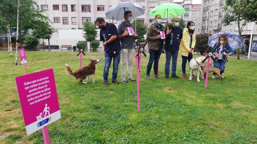 Guerra a los excrementos caninos