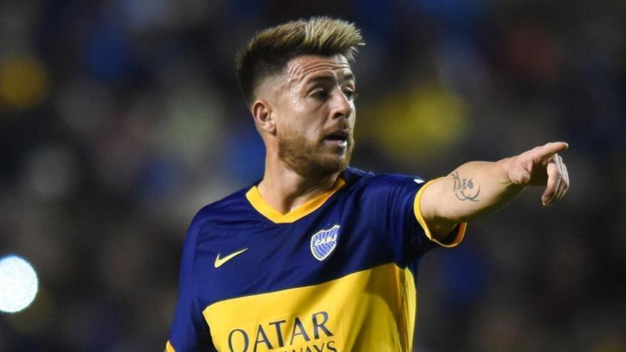 Julio Buffarini completa el lateral derecho de la SD Huesca