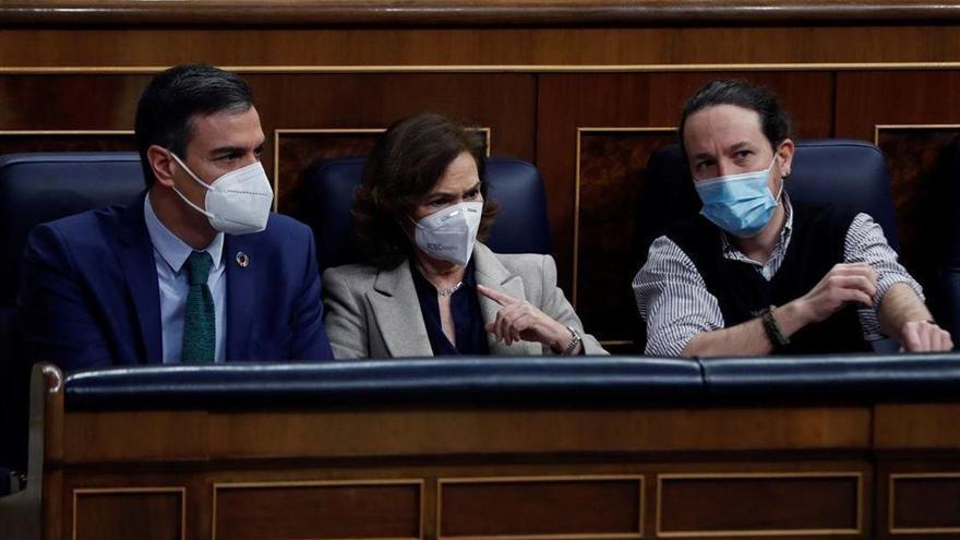 Iglesias cuestiona a los que aplaudieron a Juan Carlos I el 23-F tras su nueva regularización fiscal