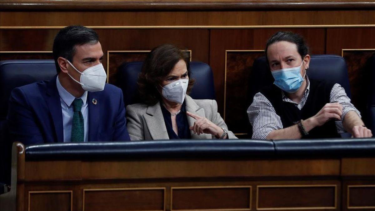 Sánchez e Iglesias se ven esta semana para abordar los roces de la coalición