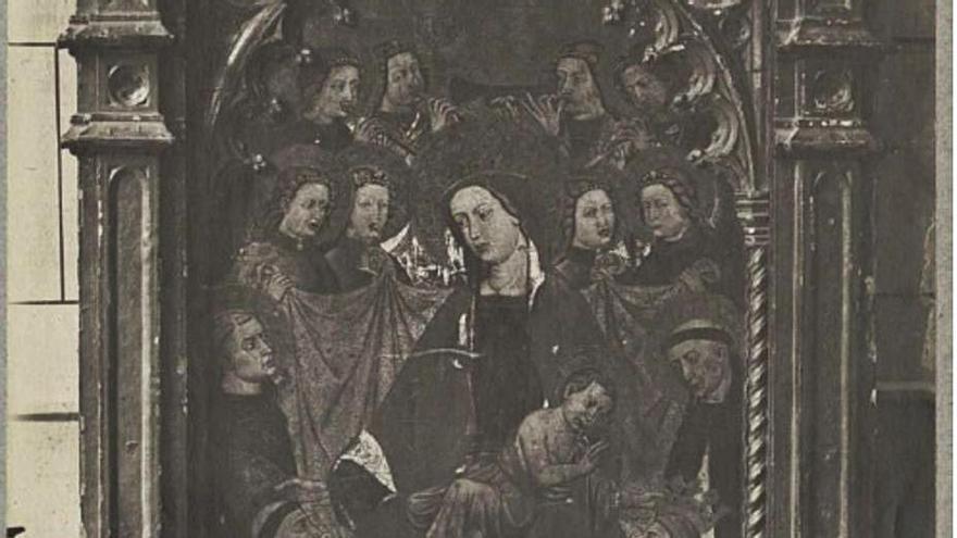 La aventura del retablo zamorano de San Román de Hornija