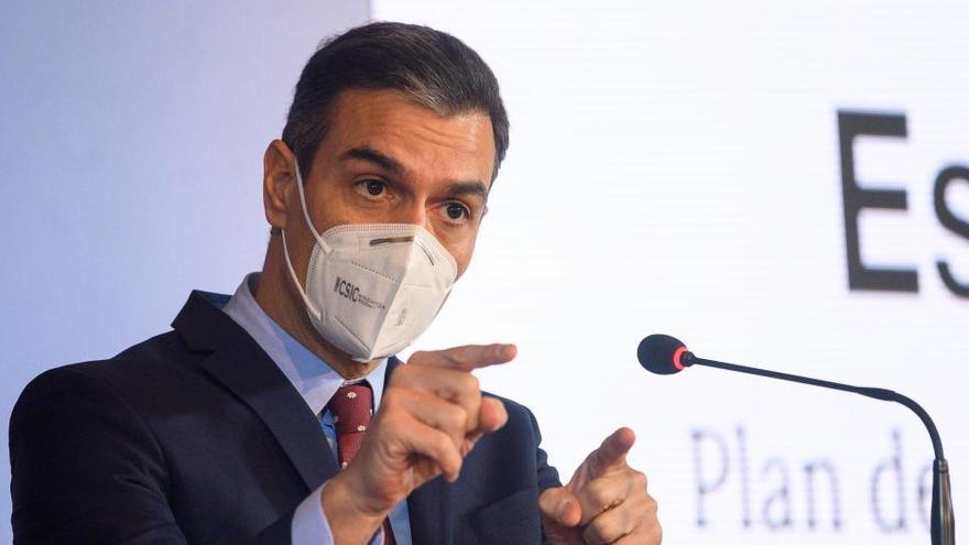 """Sánchez logra una """"estabilidad inestable"""""""