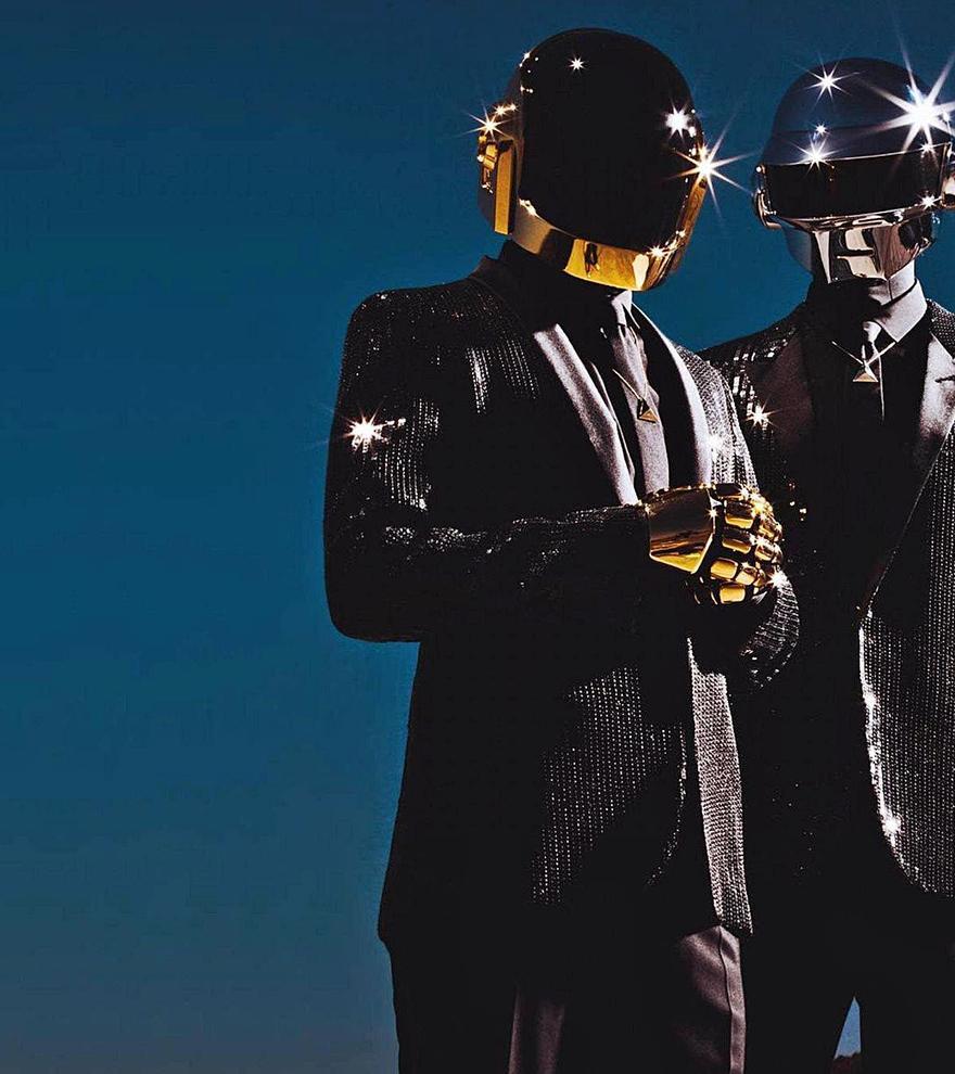 Cinco razones para llorar a Daft Punk