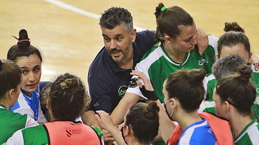 El Cidade de As Burgas abrirá la liga en octubre