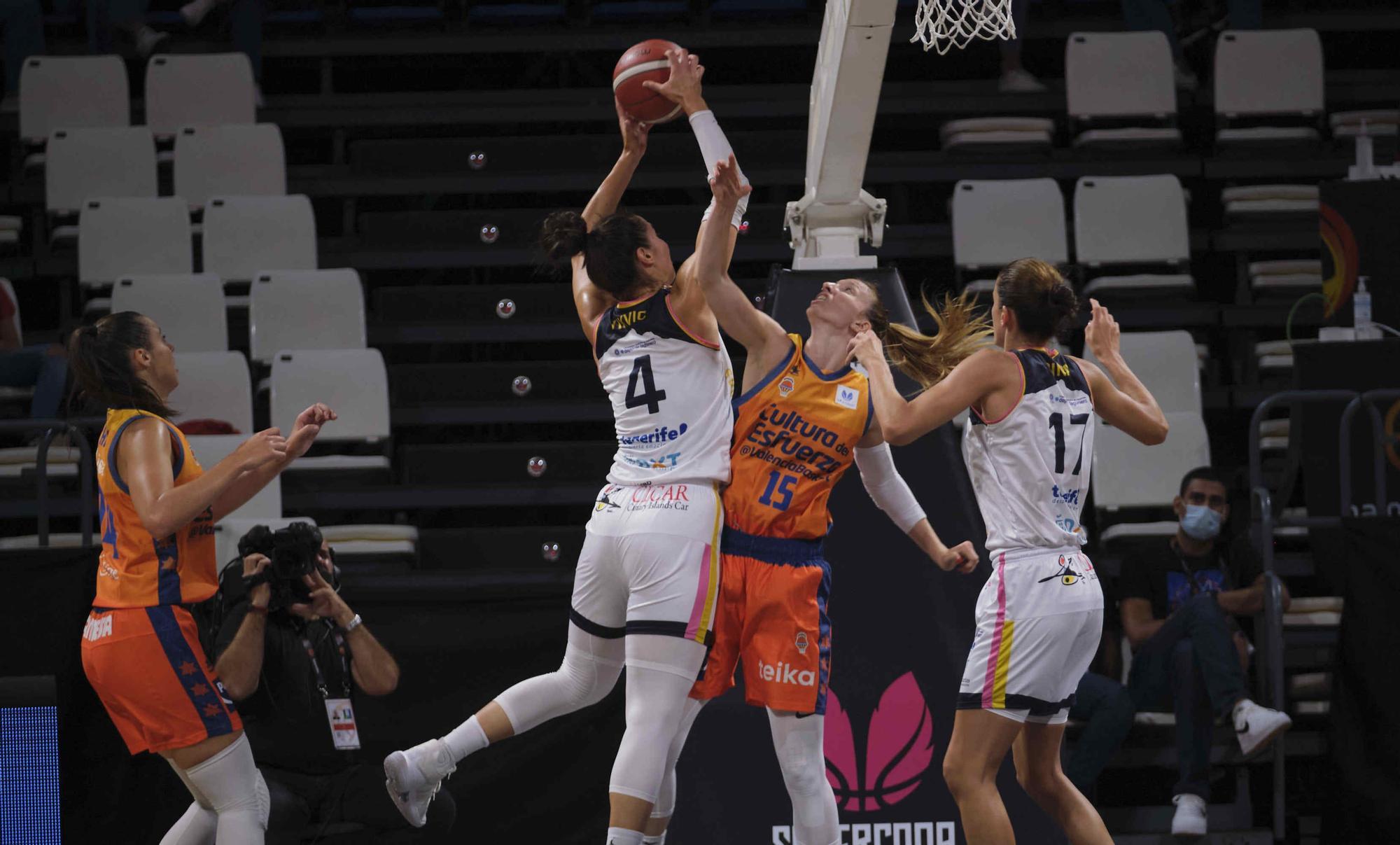 Supercopa Femenina de Baloncesto