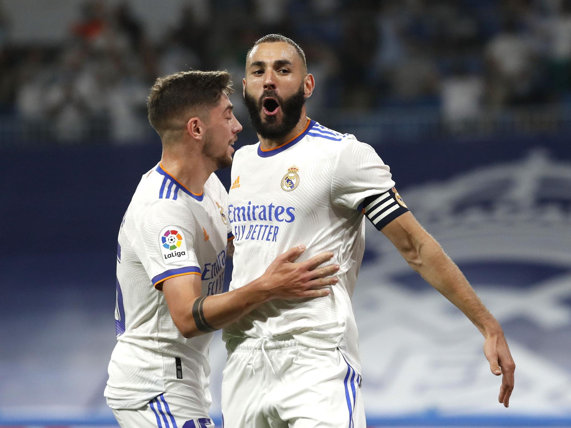 Real Madrid-Celta