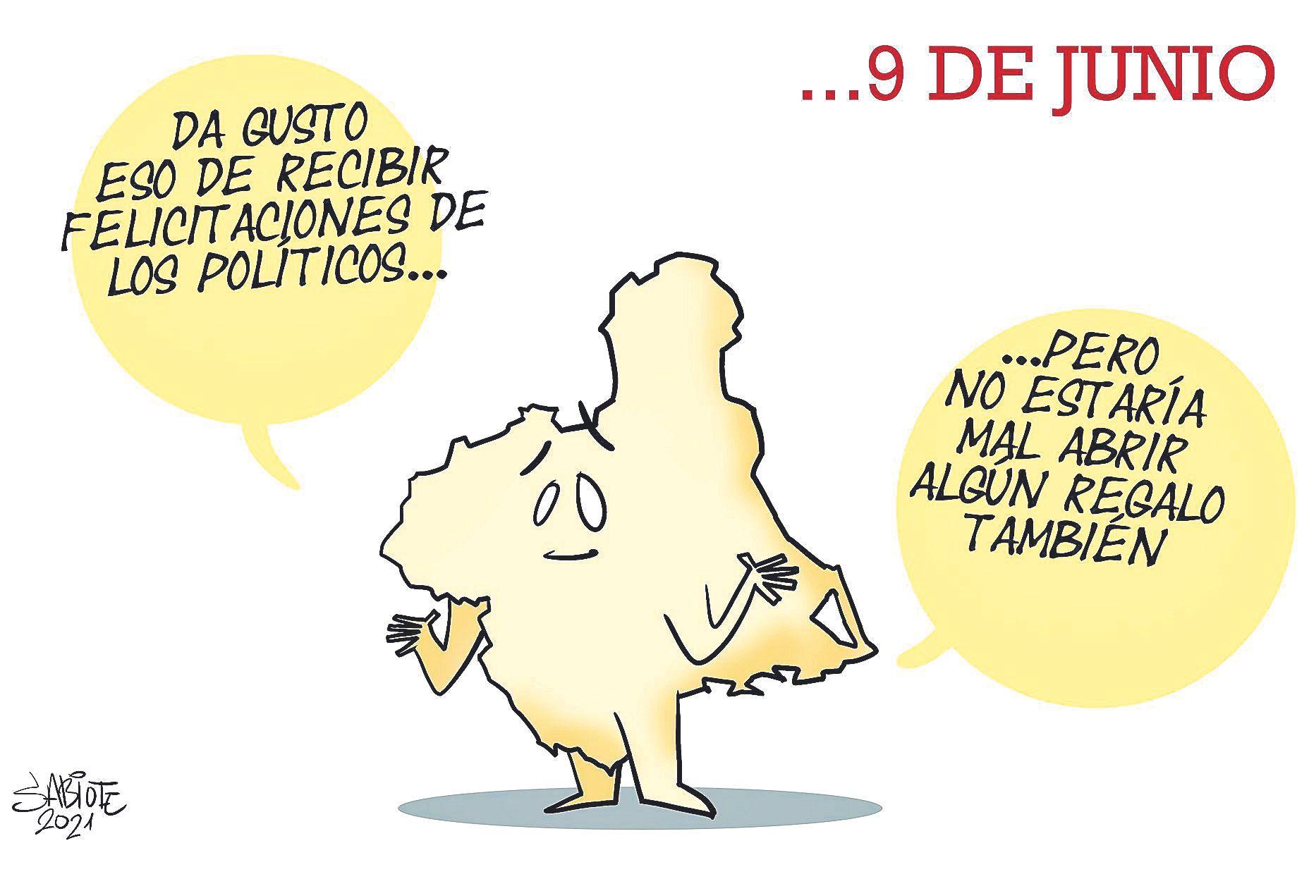La Rendija de Sabiote (09/06/2021)