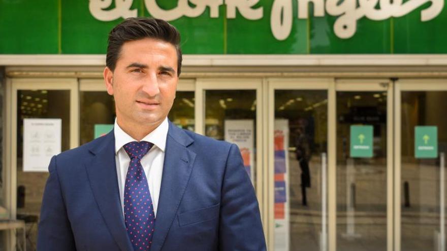 Hugo Lorente Acosta, nuevo director de El  Corte Inglés Cartagena