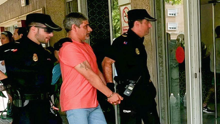 El juez prorroga la prisión preventiva para el asesino de Laura Luelmo