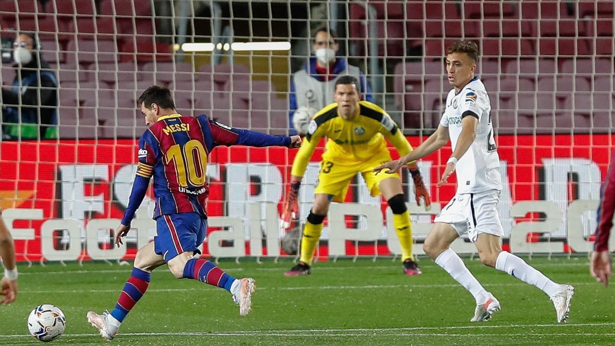 LaLiga Santander | Barcelona - Getafe