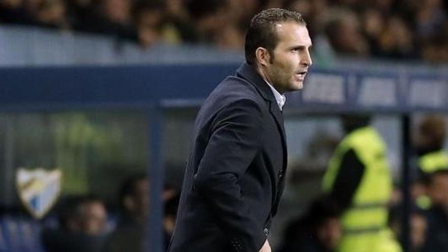 El Real Zaragoza destituye al técnico Rubén Baraja