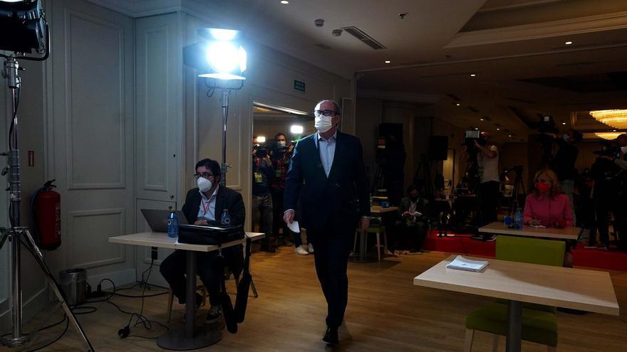El PSOE madrileño descarta una gestora y busca apartar a Gabilondo de portavoz en la Asamblea